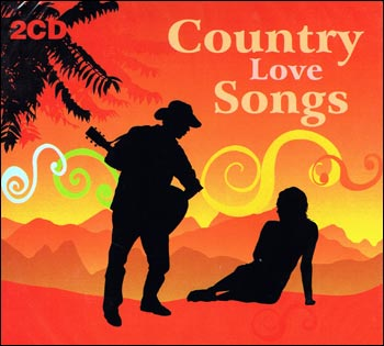 VARIOUS ARTISTS (2CD) COUNTRY LOVE SONGS (2CD
