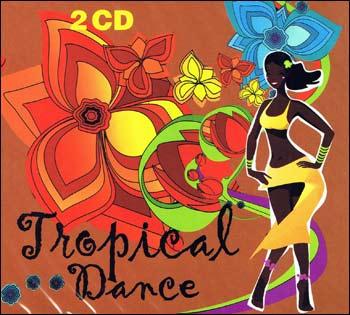 VARIOUS ARTISTS (2CD) TROPICAL DANCE (2CD)