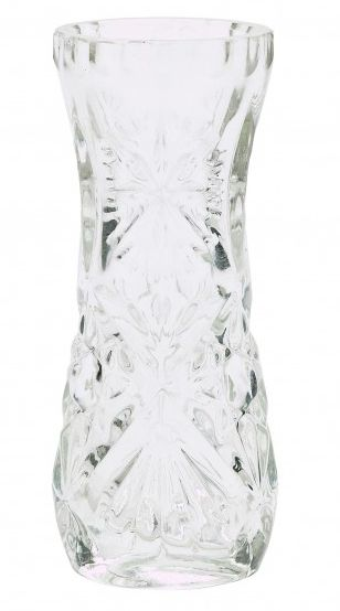 Vaza Lisbeth Dahl, sticla clara,10cm,044