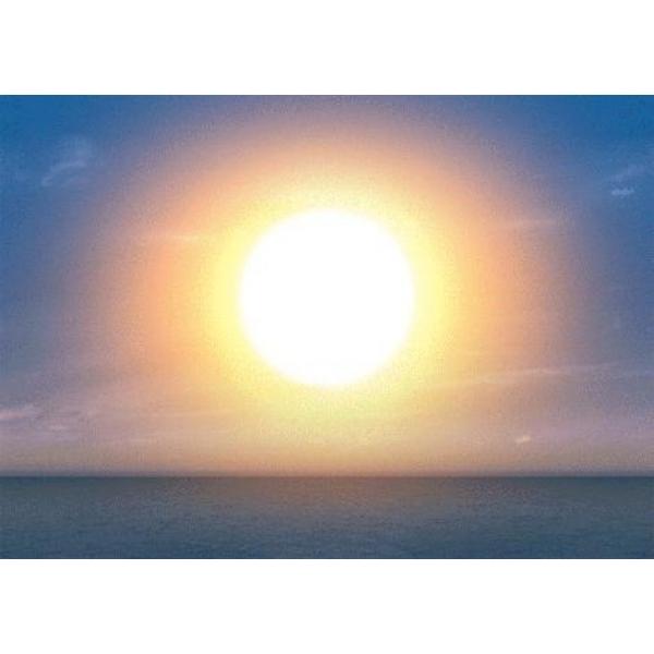 Vedere 3D, Eclipsa soare