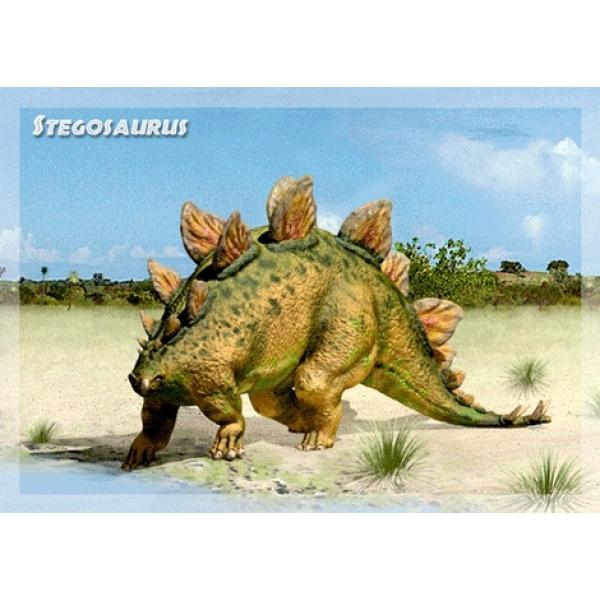 Vedere 3D, Stegosaurus