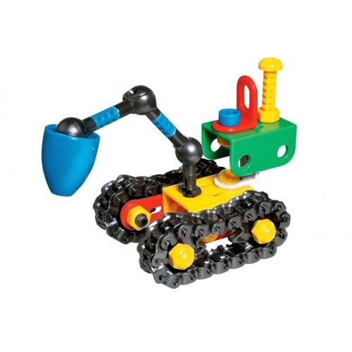 Joc constructie, Vehicule de teren