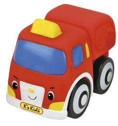 Vehiculele Popbo rosu