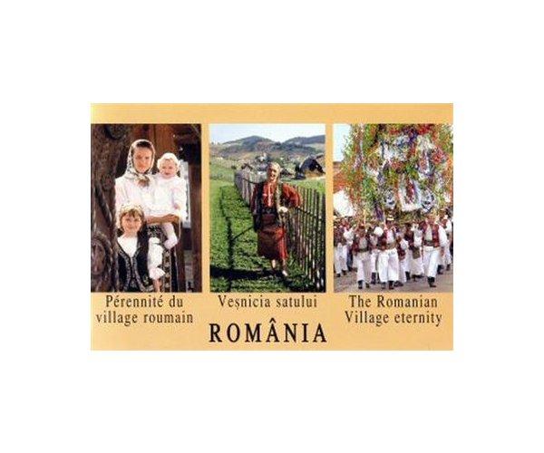 Romania, Vesnicia satului, ***