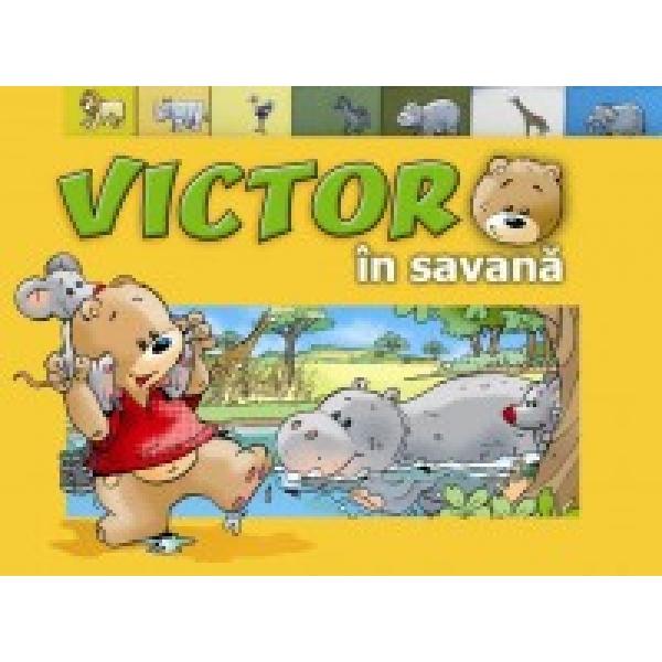 VICTOR IN SAVANA .