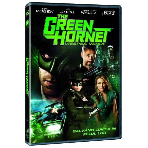 VIESPEA VERDE - GREEN HORNET