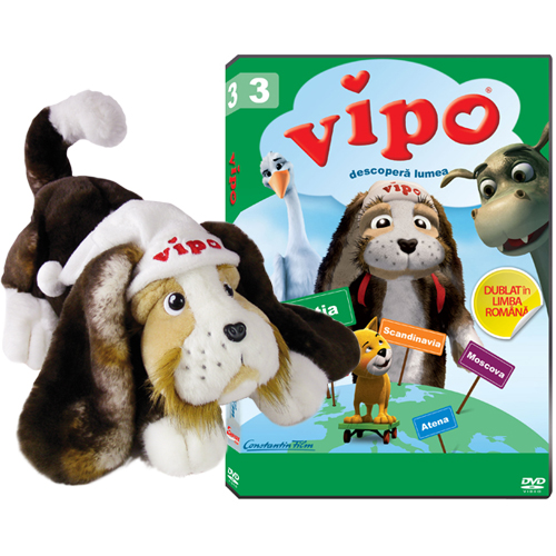 VIPO SEZ 1 VOL 3 + CATEL VIPO CULCAT
