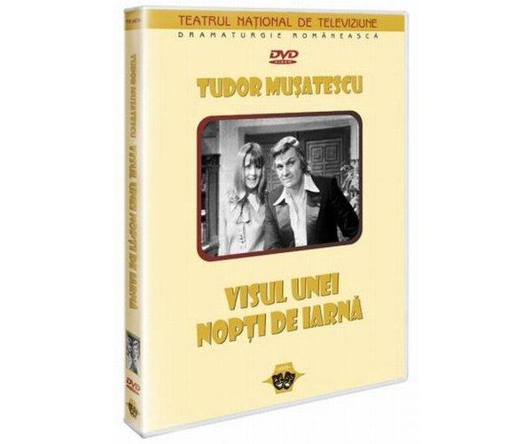 VISUL UNEI NOPTI DE IAR DVD