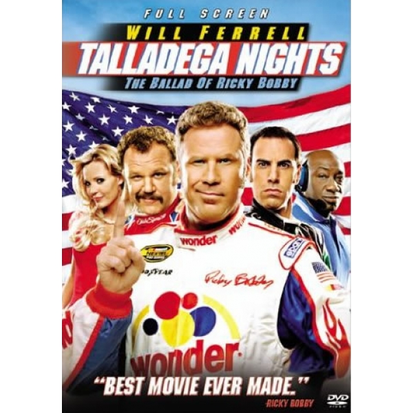 VITEZOMANU TALLADEGA NIGHTS