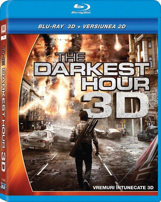 VREMURI INTUNECATE(3D)-DARKEST HOUR (3D)