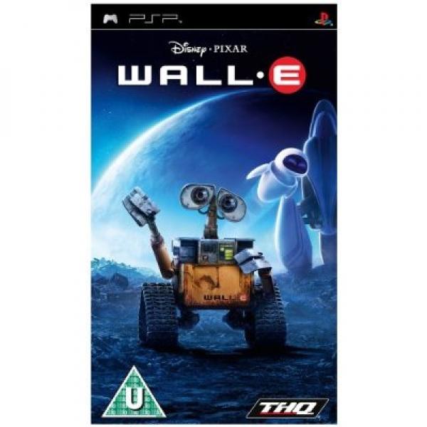 WALL E PSP