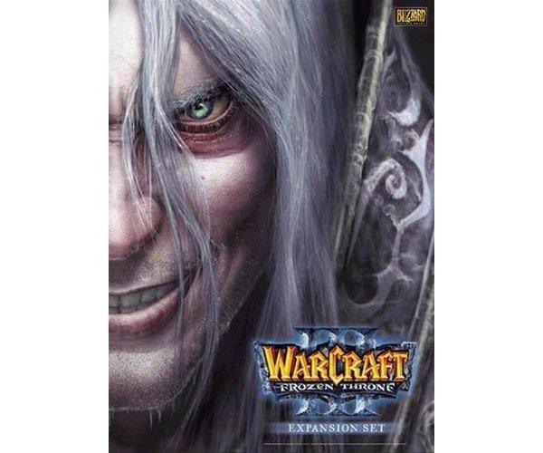 Warcraft 3 Frozen Throne - PC