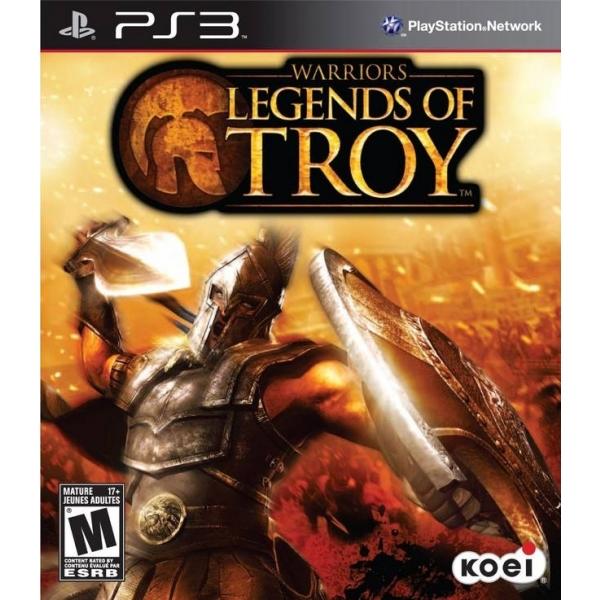 WARRIORS LEGENDS OF TRO PS3