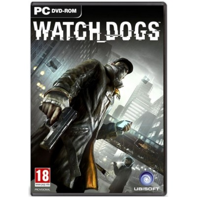 WATCH DOGS D1 EDITION - PC