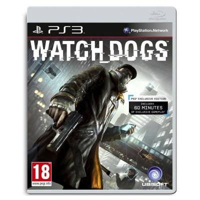 WATCH DOGS D1 EDITION - PS3