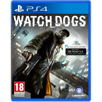 WATCH DOGS D1 EDITION - PS4