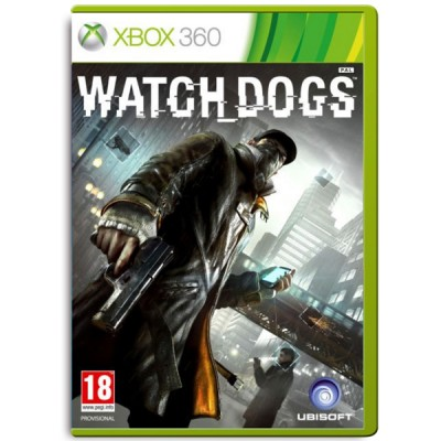 WATCH DOGS D1 EDITION - XBOX360