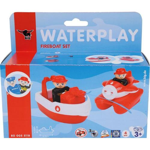 Waterplay barca pompieri, Big
