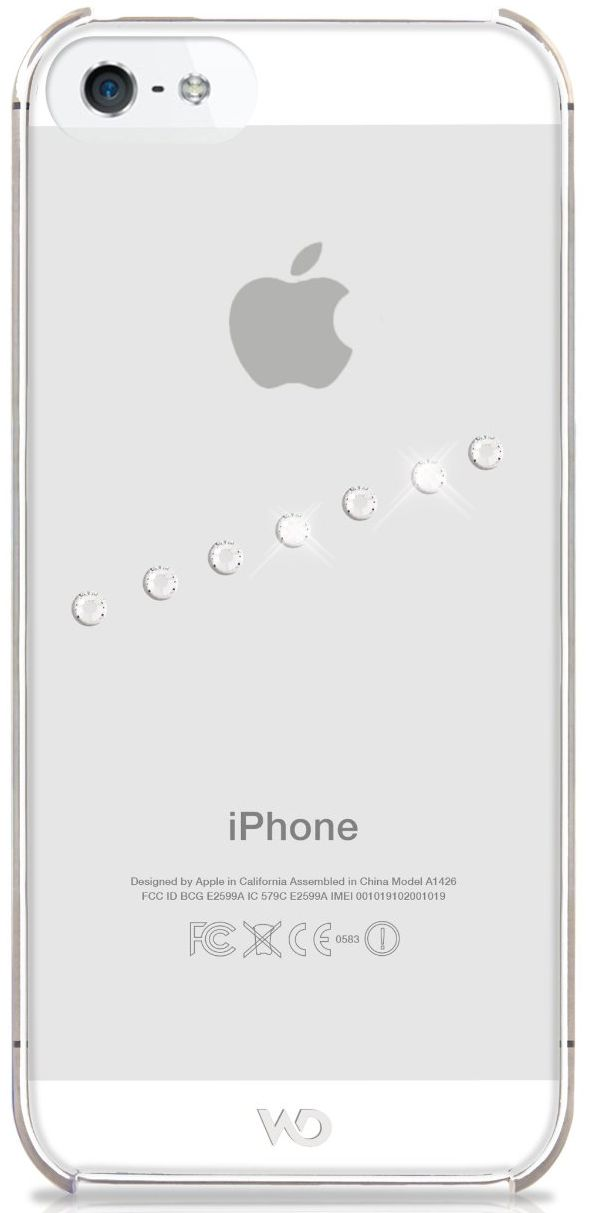 WD Sash white iPhone 5