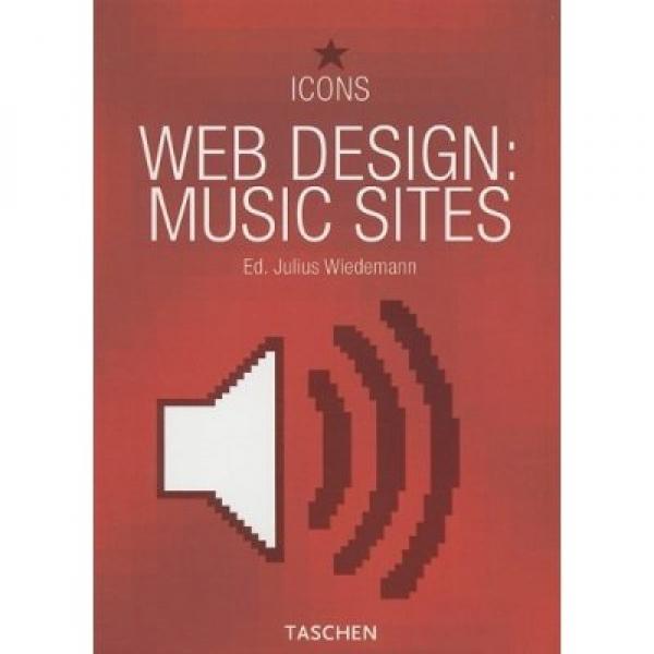 Web Design: Music Sites, Julius Wiedemann
