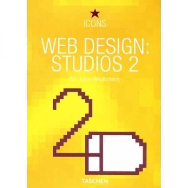 Web Design, Studios 2, Julius Wiedemann