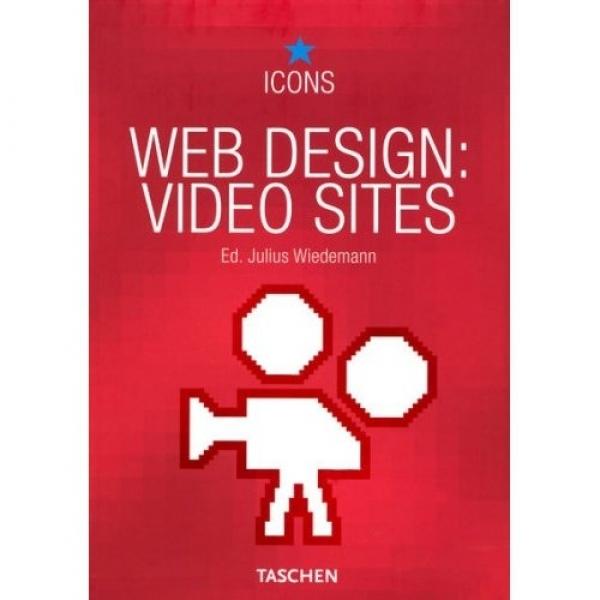 Web Design, Video sites, Julius Wiedemann
