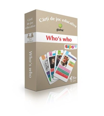 WHO\'S WHO/ CJED.EXPERT