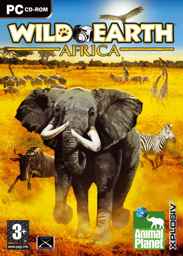 WILD EARTH AFRICA PC