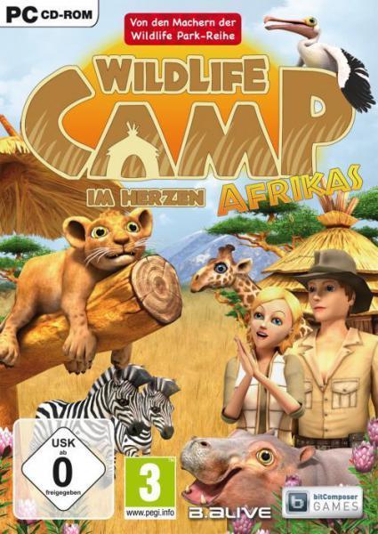 WILD CAMP AFRICA PC