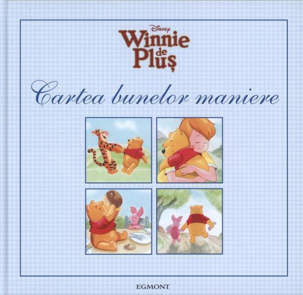WINNIE DE PLUS - CARTEA BUNELOR MANIERE