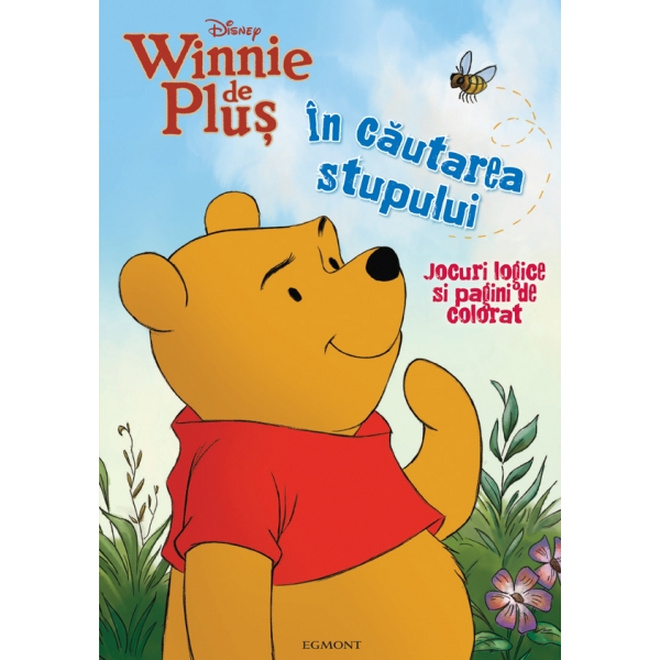 WINNIE DE PLUS - IN CAUTAREA STUPULUI