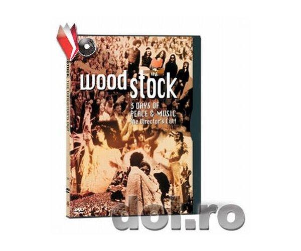 WOODSTOCK, DIR. CUT DOCUMENTAR-1970