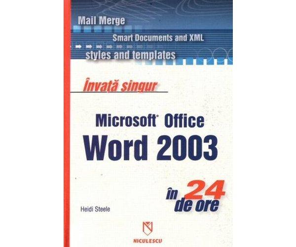 WORD 2003