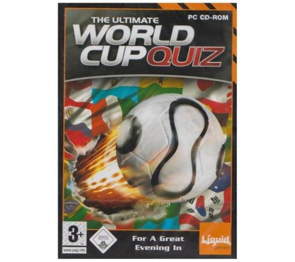WORLD CUP QUIZ PC