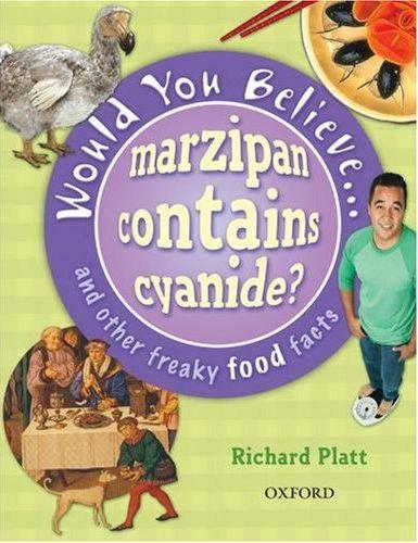Would you believe...marzipan contains cyanide? - Platt Richard