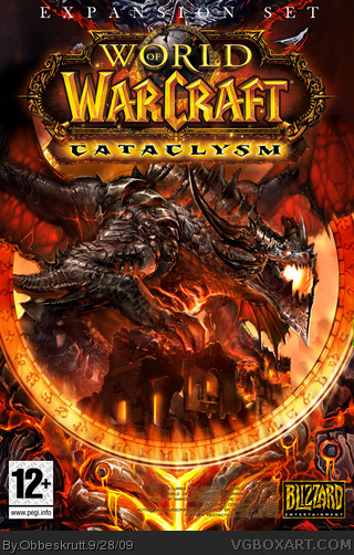 WOW CATACLYSM PC