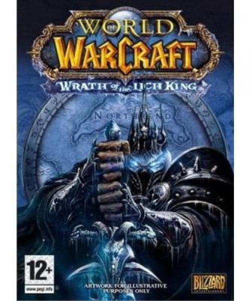 WOW Wrath of the Lich K PC