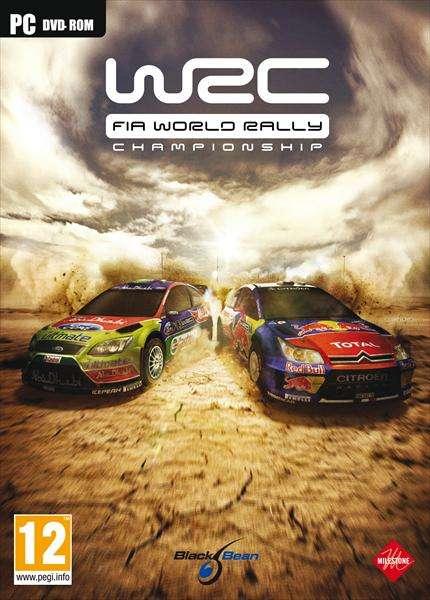 WRC WORLD RALLY CHAMPIO PC
