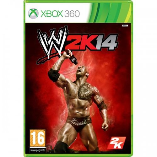 WWE 2K14 - XBOX360