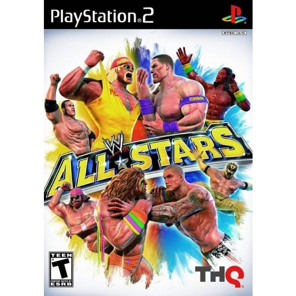 WWE ALL STARS PS2