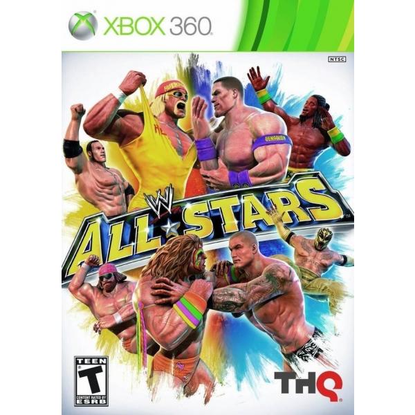 WWE ALL STARS XBOX360