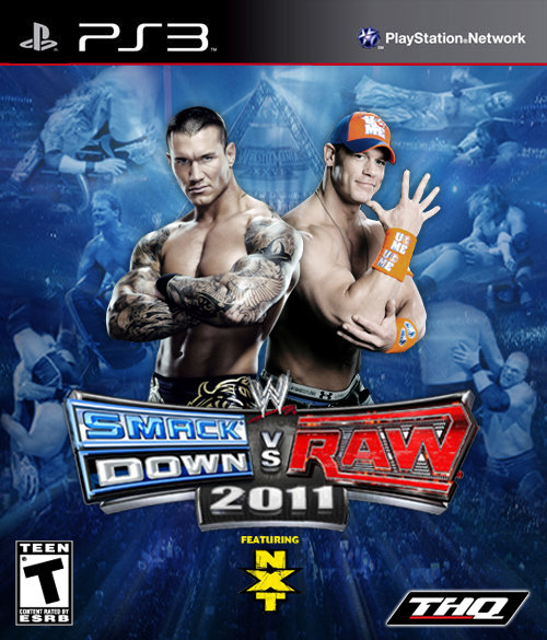 WWE SMACKDOWN VS. RAW 1 PS3