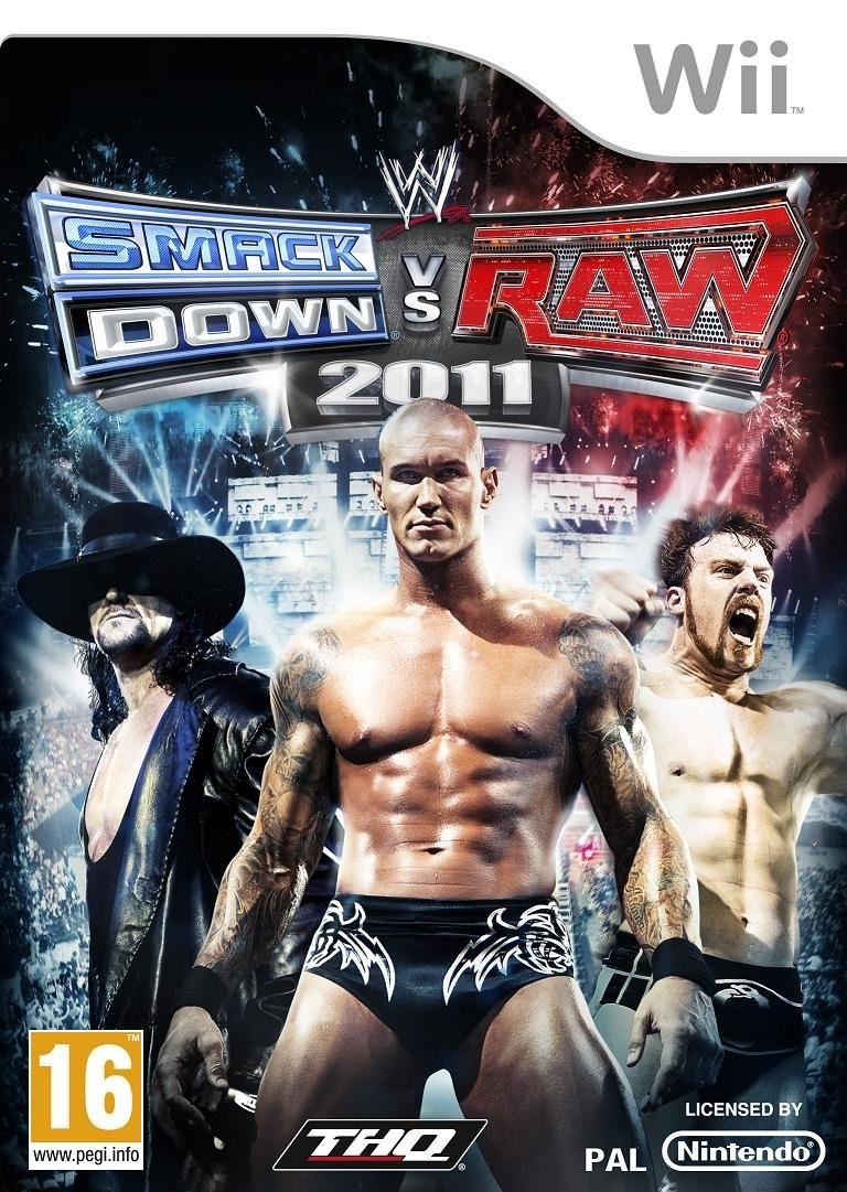 WWE SMACKDOWN VS. RAW 1 WII