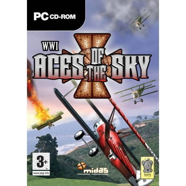 WWI ACES OF THE SKY PC