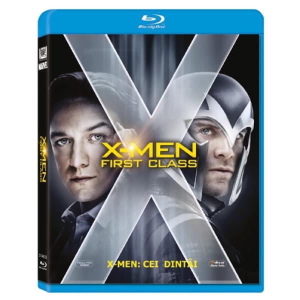 X- MEN: CEI DINTAI (BR) - X-MEN FIRST CLASS (BR)