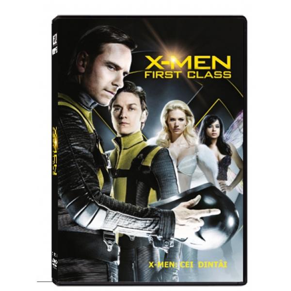 X- MEN: CEI DINTAI  - X-MEN FIRST CLASS