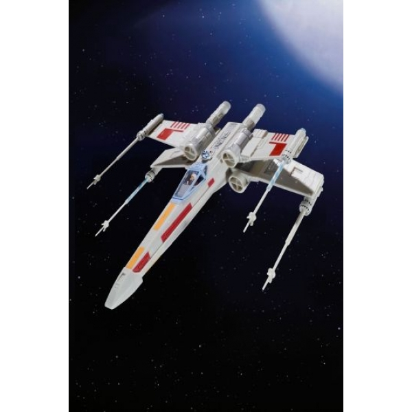 X Wing Fighter - Luke Skywalker, 30 pcs.