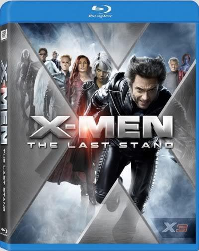 X-MEN 3: ULTIMA INFRUNT X-MEN 3: THE LAST STAND