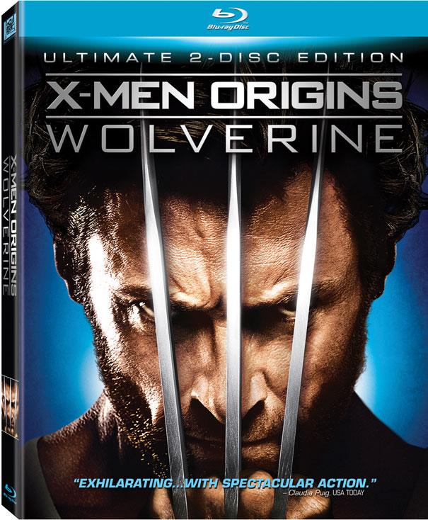X-MEN DE LA ORIGINI: WO X-MEN ORIGINS: WOLVERIN