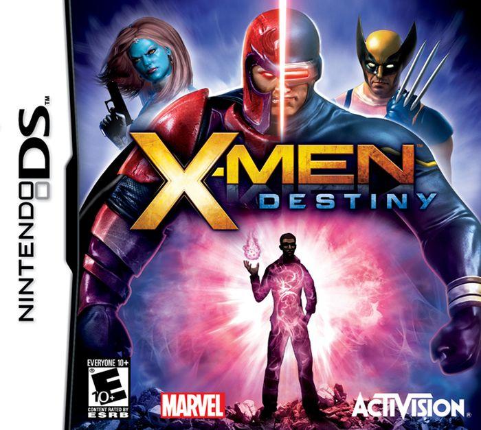XMEN DESTINY - DS